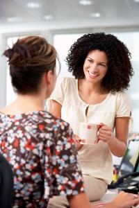 Business en life coach geeft communicatietips