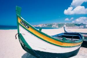 vakantiehuis-portugal-nazare-boot