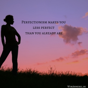 Perfectionismecoach over perfectionisme en OCP coaching